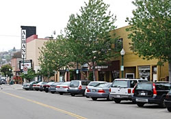 Albany Solano Ave Shopping District